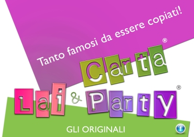logocarta party