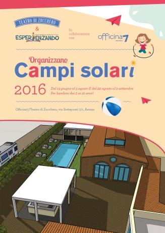 campi solari 2016 arezzo